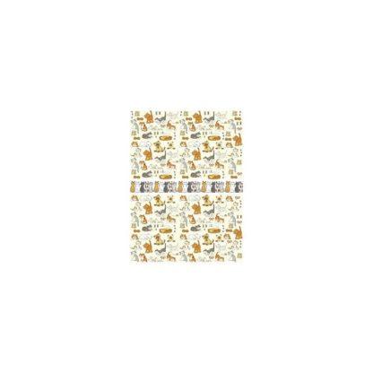 Papel de arroz para decoupage cadence Nº293