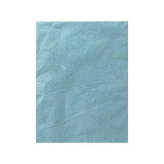 Papel de arroz azul claro