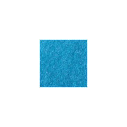 Lámina de fieltro azul claro, 1mm