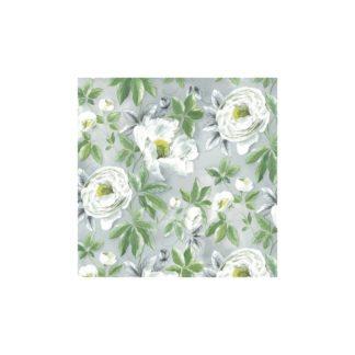 Lámina de fieltro estampado flores 1