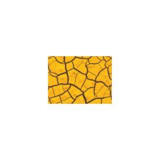 Pintura craquelex Acrilex, 37 ml. Amarillo oro
