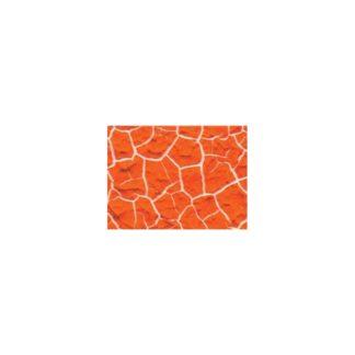 Pintura craquelex Acrilex, 37 ml. Naranja