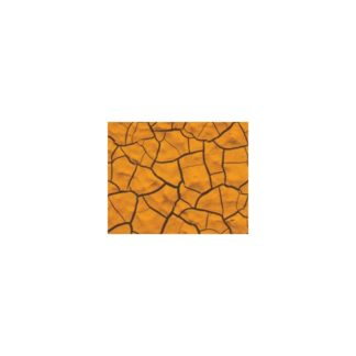 Pintura craquelex Acrilex, 37 ml. Ocre oro