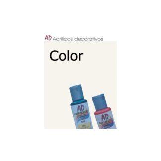 Bote pintura acrílica color Blanco antiguo, 50ml