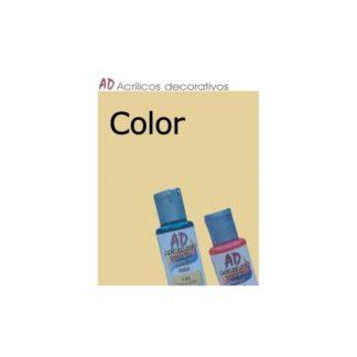 Bote pintura acrílica color Arena, 50ml