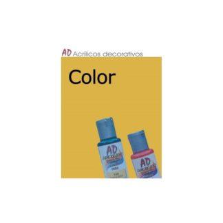 Bote pintura acrílica color Amarillo Cadmio, 50ml