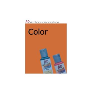 Bote pintura acrílica color Amarillo Oro , 50ml