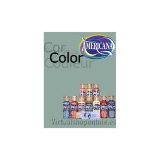 Bote pintura acrílica color Blue Mist, 59 ml