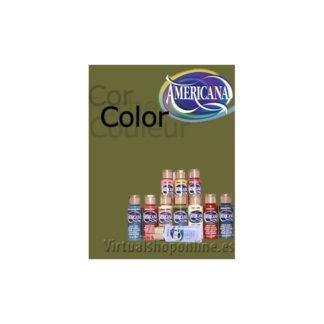 Bote pintura acrílica color Avocado, 59 ml