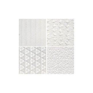 Set E de 4 placas para hacer texturas
