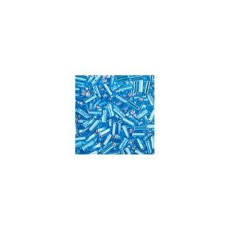 Canutillo color aguamarina, 25gr
