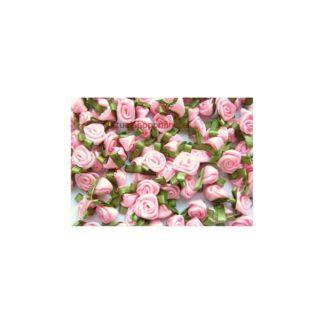 Rosas de satén, rosa 1