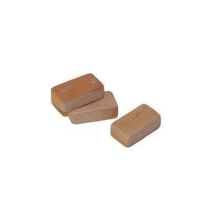 Ladrillos 11,8x1x0,6 cm.