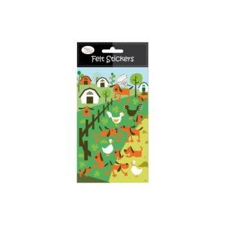 Stickers Fieltro 11