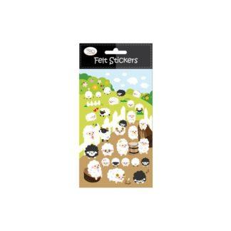 Stickers Fieltro 13