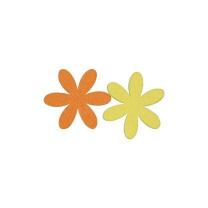 Surtido margaritas amarillas y naranjas 6 y 9 CM