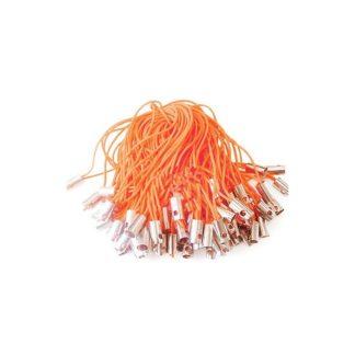 10 cuelgamoviles color naranja