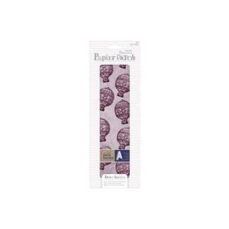 PAPIER PATCH, papel decoupage BUTTERFLIES- 26X37.5 CM - 3 diseños