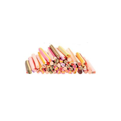 10 murrinas dulces arcilla polimérica