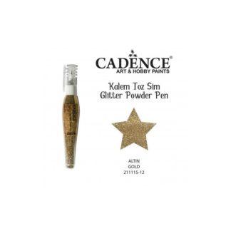 Glitter powder pen cadence, polvo de hadas.