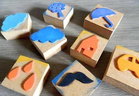 Blog - virtualshoponline.es - creaciones con goma EVA